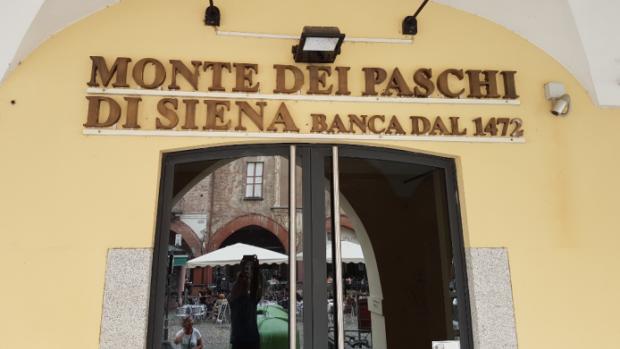 Monte dei Paschi meldt zich voor Italiaans bankenfonds