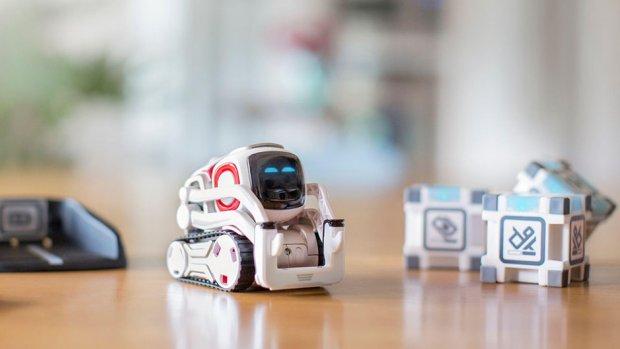 Gadgets voor onder de kerstboom: speelgoedrobots