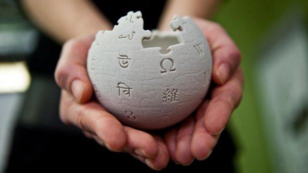 Duitse Wikipedia op zwart: protest tegen copyrightregels EU