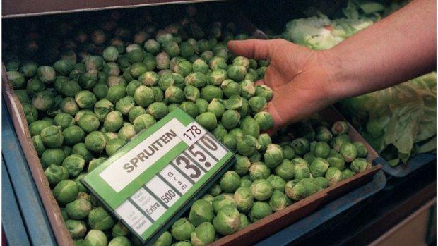 Export spruitjes naar recordhoogte