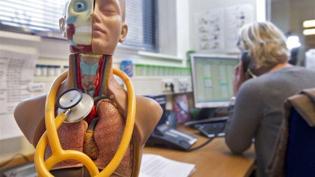 Online inschrijven bij één op drie dokterspraktijken onveilig