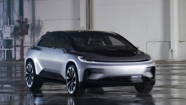 Dit is de 'Tesla-killer' van Faraday Future