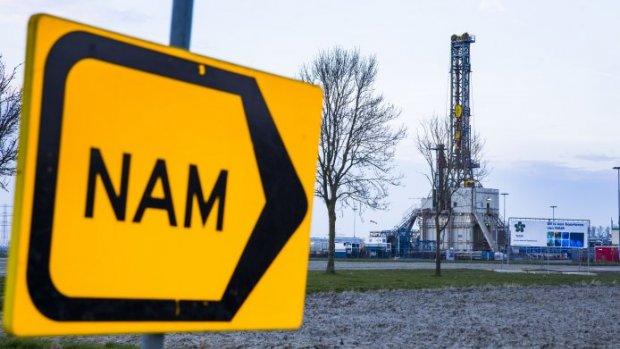NAM boekt half miljard winst op gaswinning