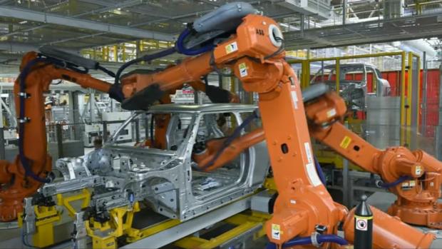 VDL gaat robots leveren aan BMW, Volvo (en ook aan Tesla?)