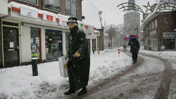 Directeur boekenwinkel boos om 'hysterische weerberichten'