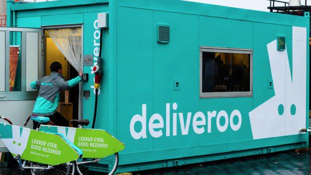 Deliveroo wil meer klanten lokken met eigen keukens in Amsterdam