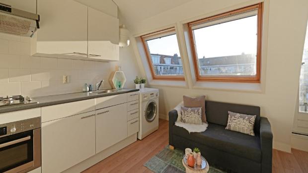 Duur Amsterdam: 159.000 euro voor een huisje van 19 m2