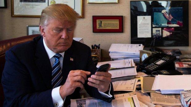 Trump lanceert site voor melden 'censuur door social media'