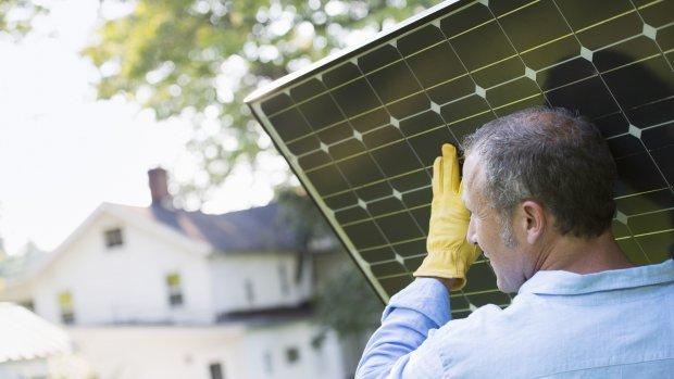 Nieuwe software ontwerpt zelf zonnesystemen voor op ieder dak