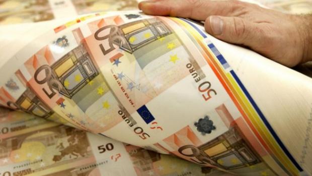 Minder vals briefgeld onderschept in 2016