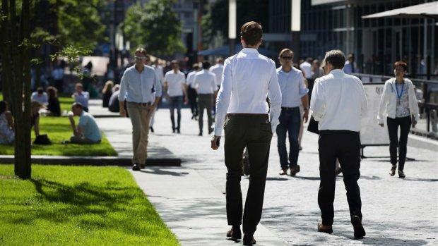 Amsterdam lobbyt actief om Londense bedrijven binnen te halen