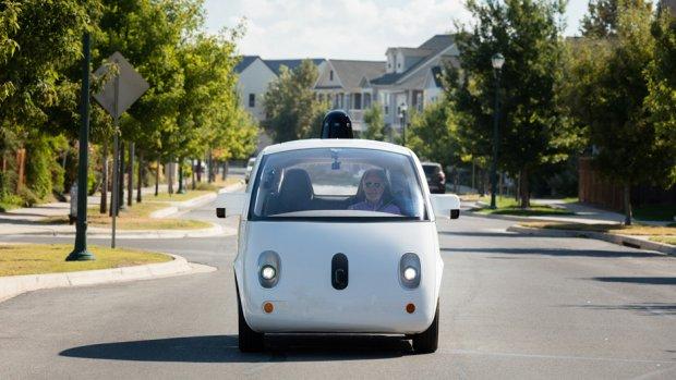 Google-zuster: 'Hype rond zelfrijdende auto is overtrokken'