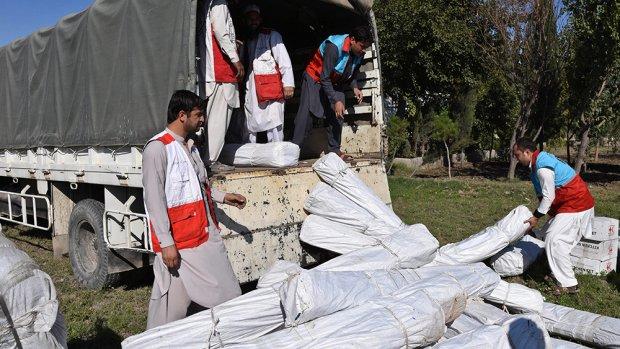 Rode Kruis stopt tijdelijk in Afghanistan na dood medewerkers