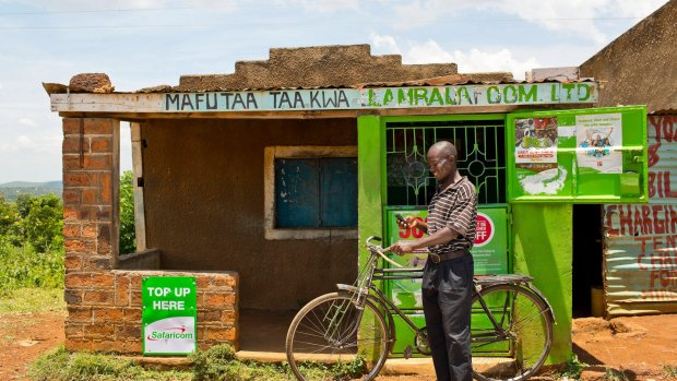 Basisinkomen in Kenia? Oprichter eBay stort half miljoen