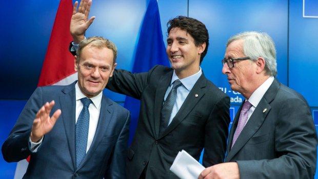 Europarlement stemt met grote meerderheid voor CETA