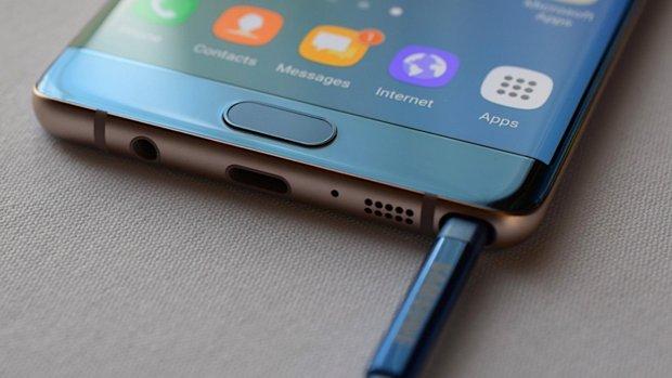 'Samsung gaat toch opgeknapte Galaxy Note 7's verkopen'