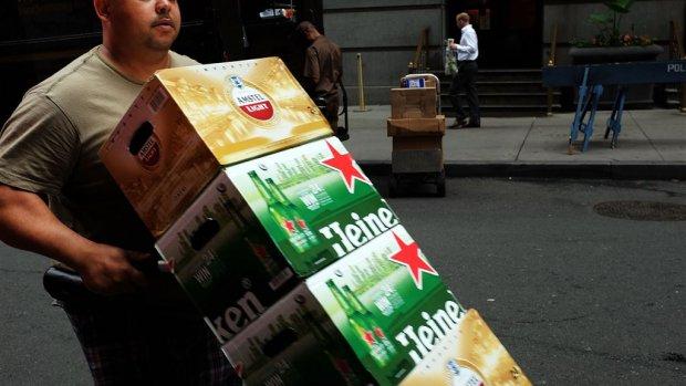 Griekse brouwer eist 100 miljoen van Heineken
