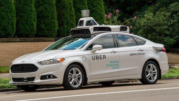 Waymo beschuldigt Uber van diefstal