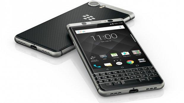 Nieuwe Blackberry KeyOne in juni in Nederland te koop