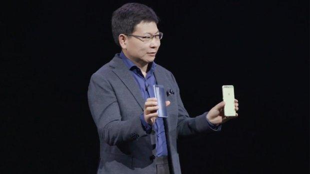 'Huawei toont eind dit jaar opvouwbare smartphone'