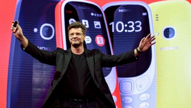 Nieuwe Nokia 3310 steelt de show op Mobile World Congress