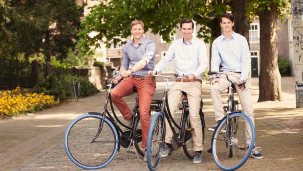 Swapfiets: voor 15 euro per maand een fiets