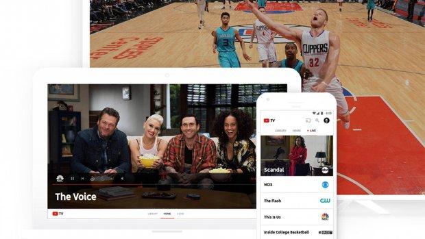 YouTube komt met een heuse tv-dienst in de VS