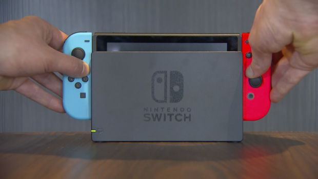 Getest: gameconsole Nintendo's Switch