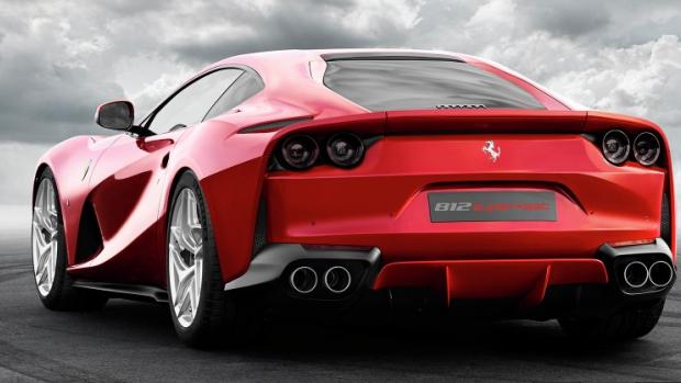 12 cilinders en 340 kilometer per uur: dit is de nieuwe Ferrari