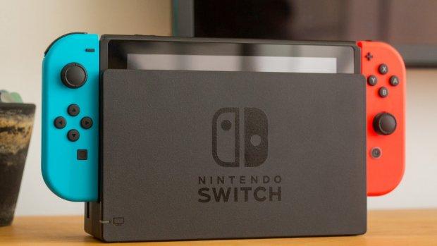 Hackers maken Android-versie voor Nintendo Switch