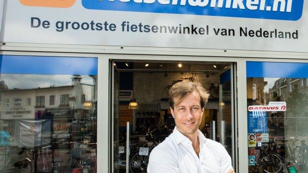 Psst, fiets kopen? Omzet Fietsenwinkel.nl stijgt 65 procent