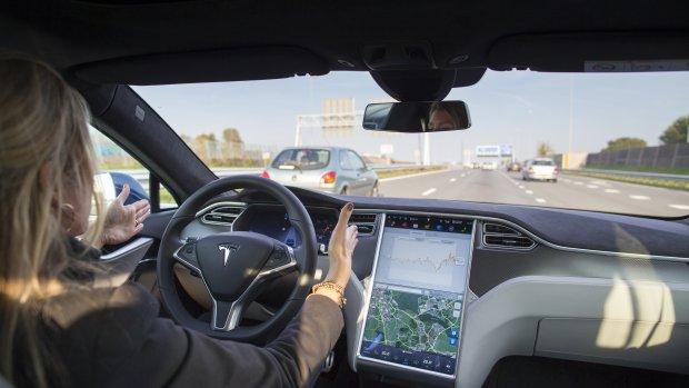 Intel koopt 'de ogen van Tesla' voor 15 miljard dollar