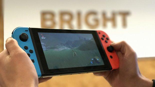 'Nintendo werkt aan kleinere, goedkopere Switch'