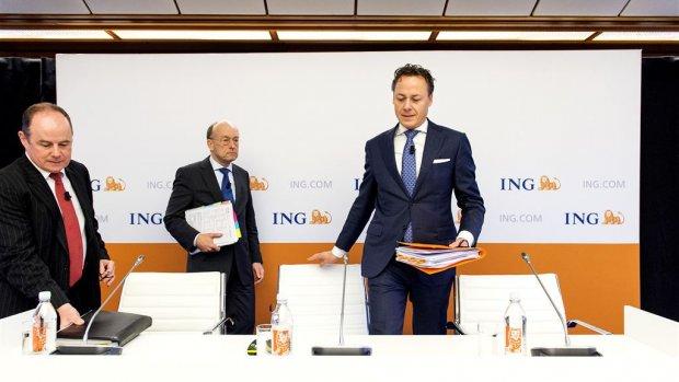 Grote stoelendans binnen het bestuur van ING