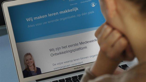 Twee miljoen euro voor online leerplatform Studytube
