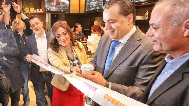 Dunkin' Donuts is terug: 'Met nieuw concept moet het lukken'