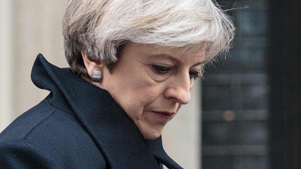 Europees parlement vindt brexitvoorstellen May een 'koude douche'
