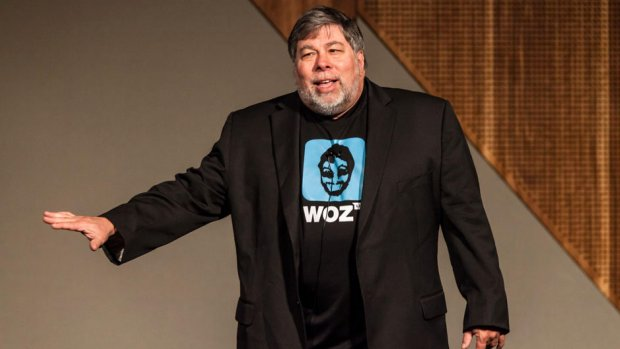 Steve Wozniak slachtoffer van bitcoin-oplichting