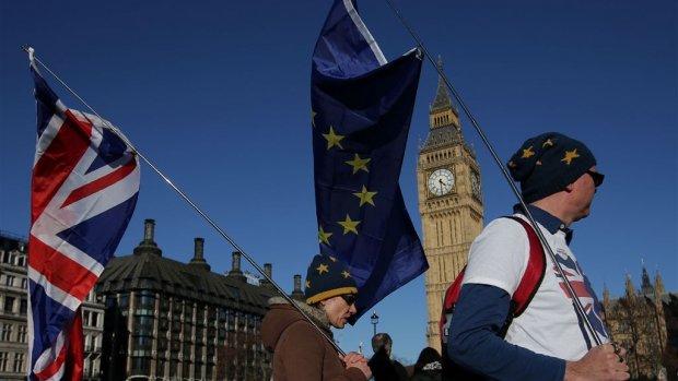 'Britten en Duitsers versoepelen brexitvoorwaarden voor deal'