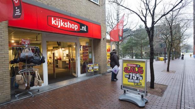 Alle winkels Kijkshop gesloten, 400 medewerkers op straat
