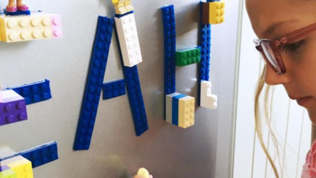 Lego-tape: het beste speelgoed ooit, op Lego zelf na