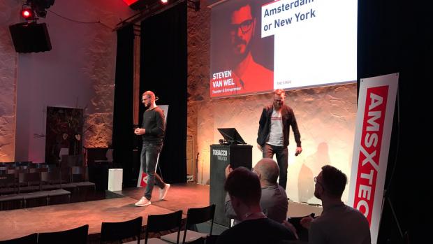 'Iedere Nederlandse startup moet naar het buitenland'