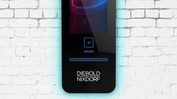 Nieuwe geldautomaat lijkt op een iPhone