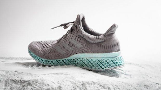 Adidas gaat 3D-geprinte sneaker in massaproductie nemen