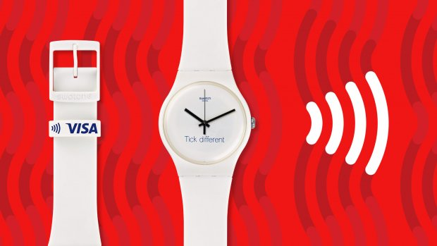 Swatch wint van Apple en mag 'Tick Different' gebruiken