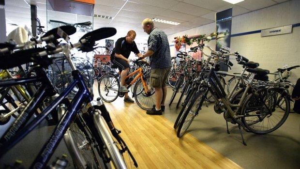 Eigen fiets eerst: fietsenmakers weigeren internetfiets