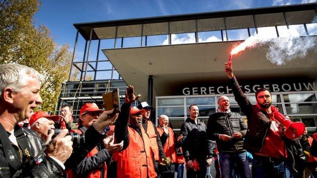 Jumbo verliest rechtszaak: personeel distributiecentra mag staken