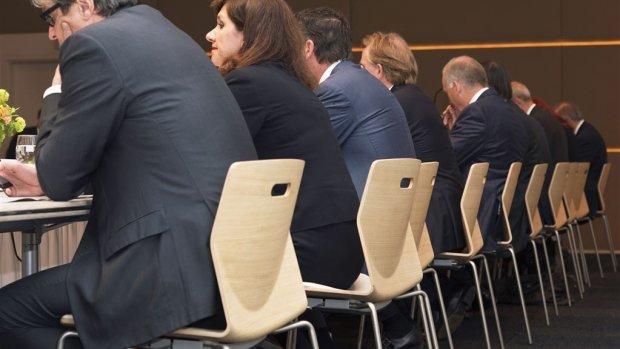 Vrouwen aan de top? 'Bedrijven moeten meer hun best doen'