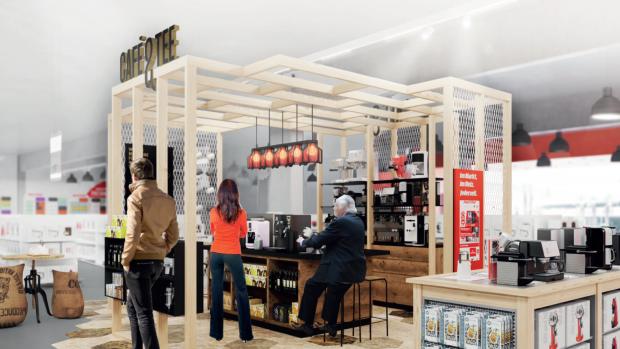 MediaMarkt krijgt koffiebar, keuken en dronerace-ruimte