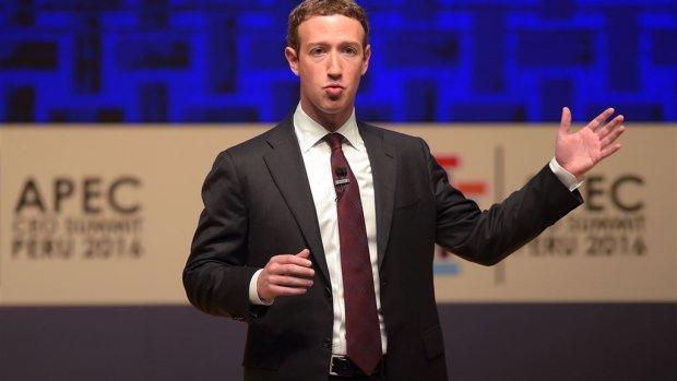 Aandeelhouders Facebook bezorgd om nepnieuws